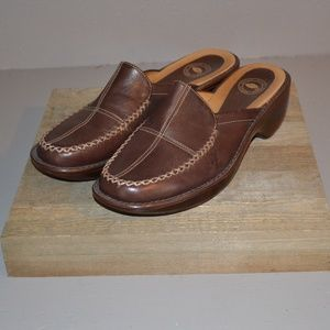 NURTURE LEATHER SHOES